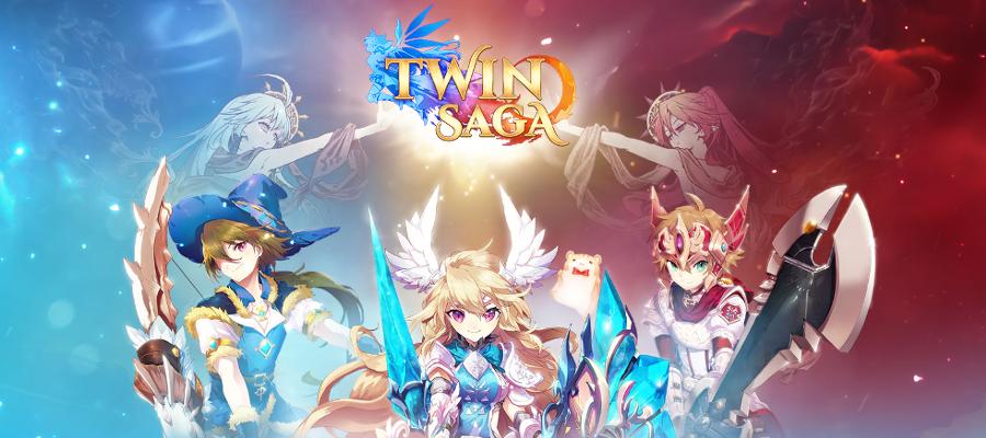 Twin Saga Logo