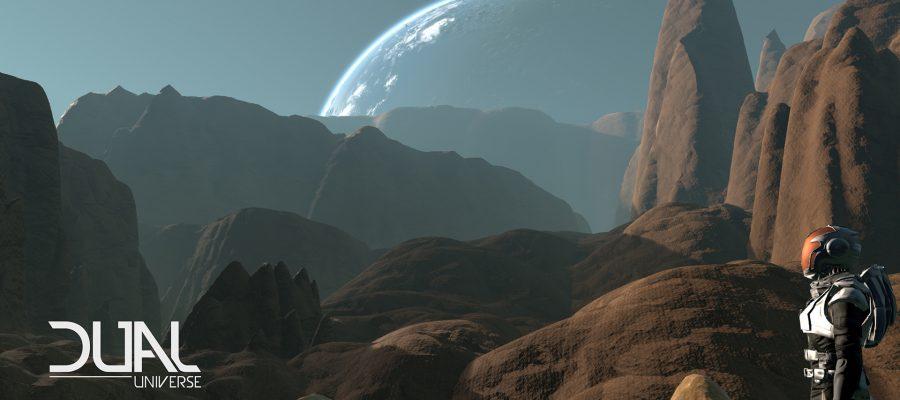 DUAL Universe Desert [Pre-Alpha]