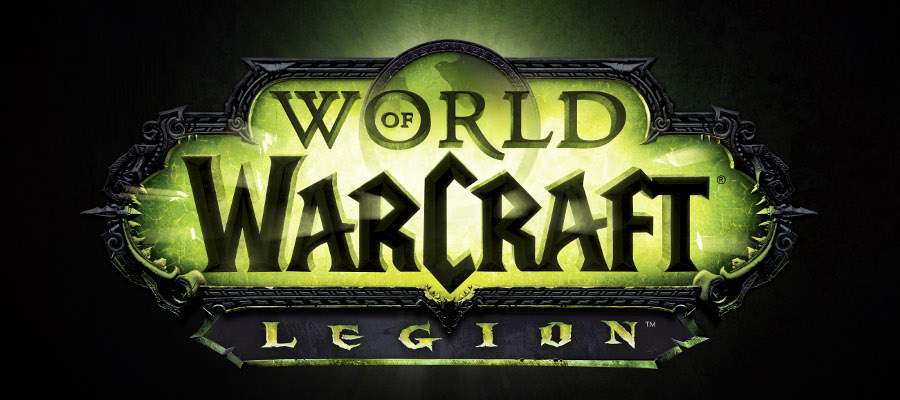 WoW Legion Logo