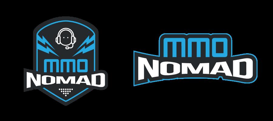 MMO-Nomad Logos