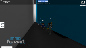 ROBLOX IT Giving Chase