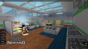 ROBLOX My Second Store (My first store failed.)